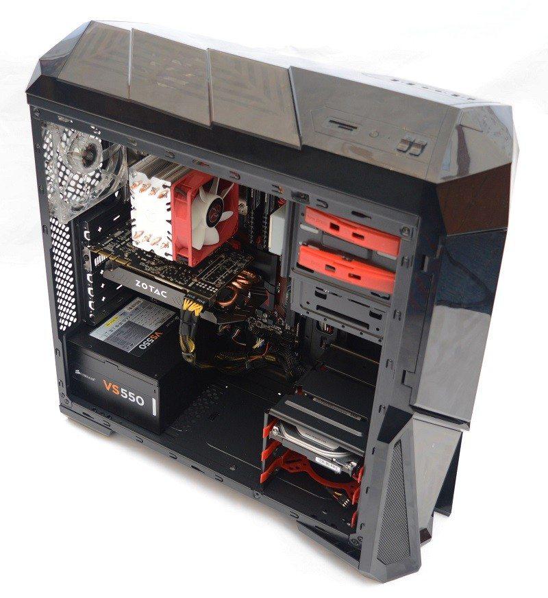 Gladiator Computers BATTALION 800
