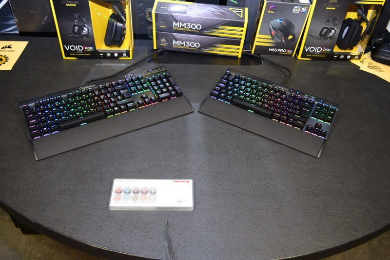 eTeknix Visit Corsair Rapidfire Launch Event in London