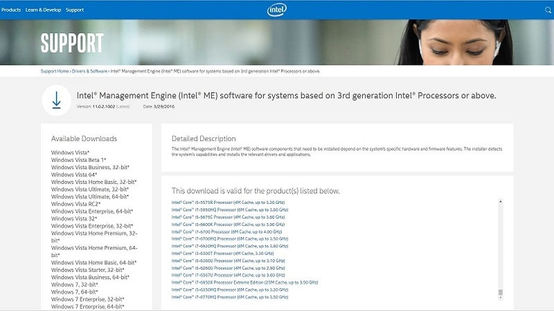 Intel i7 6950X Broadwell-E Extreme Edition 25M Cache, up to 3.5GHz #2