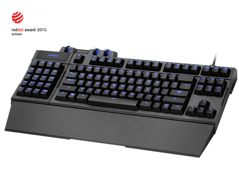 Aorus Thunder K7 Mechanical Keyboard + Macro Keypad Review