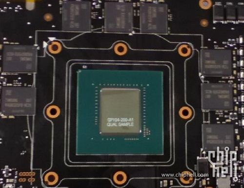 Nvidia GP104 Pascal Picture 2