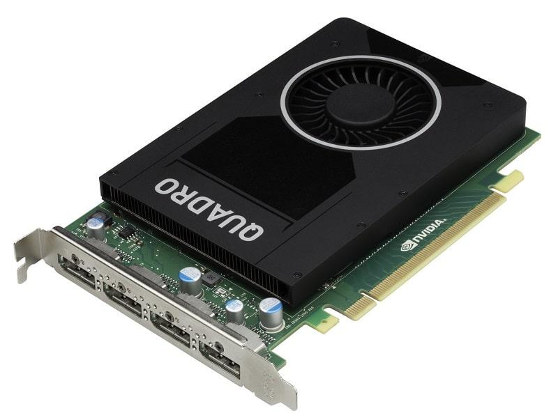 Nvidia Launches GM206 Based NVIDIA Quadro M2000