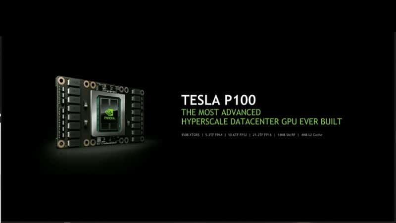 Nvidia Tesla P100 GP100 1