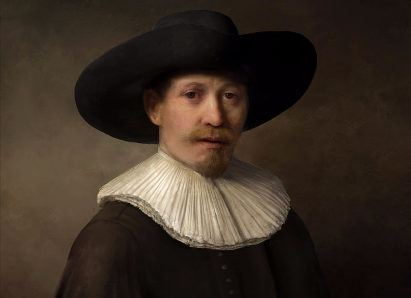 Computer Rembrant