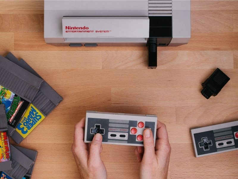 NES Adapter Allows For Wireless Control
