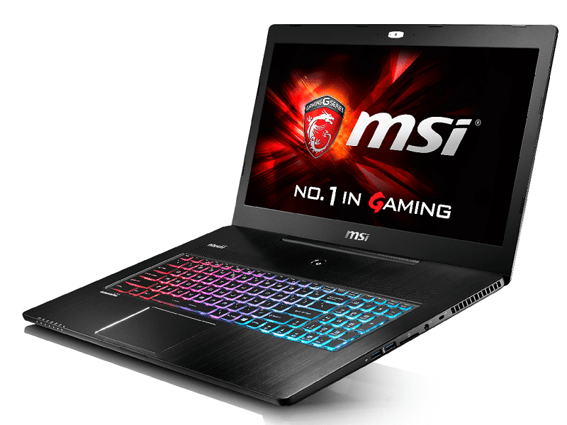 MSI GS72 6QE Stealth Pro Gaming Laptop Review
