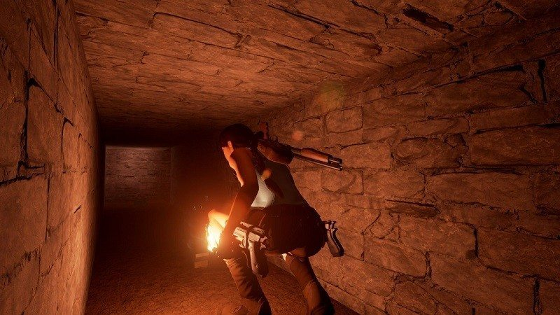 Tomb Raider 2 Unreal Engine 4 (2)