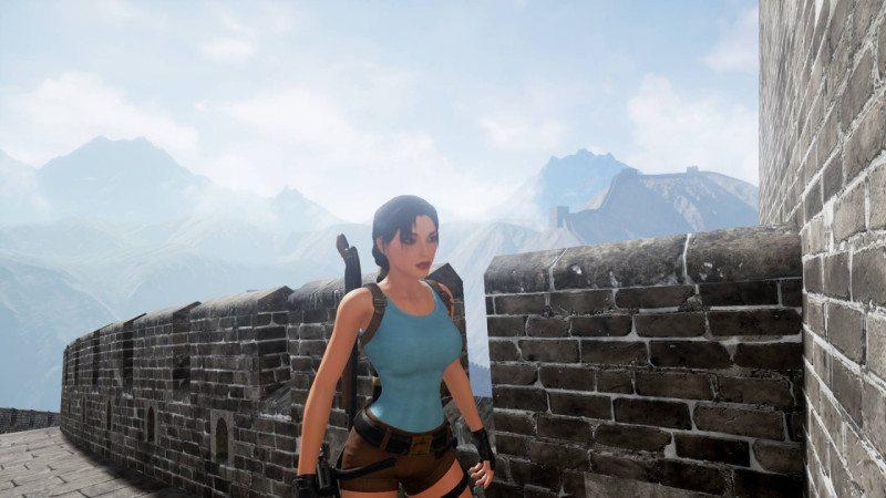 Tomb Raider 2 Unreal Engine 4 (5)