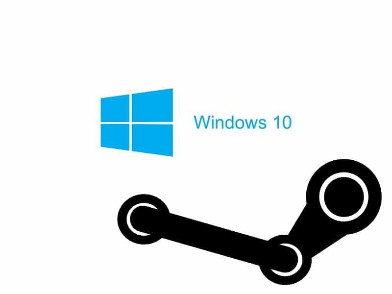 Windows 10 Steam Hardware Survey