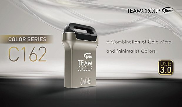 Zinc Alloy Body USB 3.0 Flash Drives by Team Group (5)