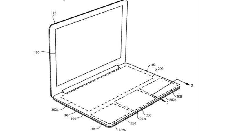 appleKeyboardlessMacbook