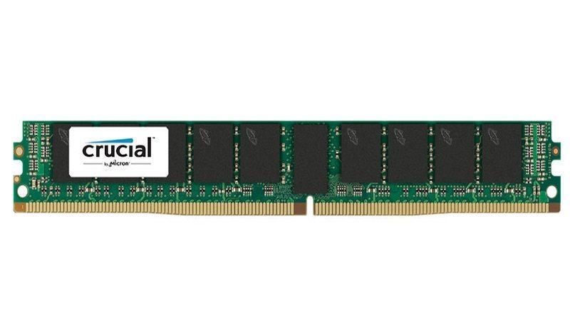 Crucial Reveals New DDR4 Server Memory