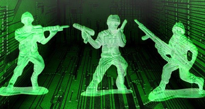 ISIS Getting Hit by Cyberbombs From The US