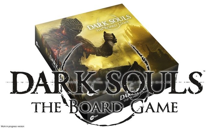 Dark Souls Board Game Kick Started Within a Few Minutes