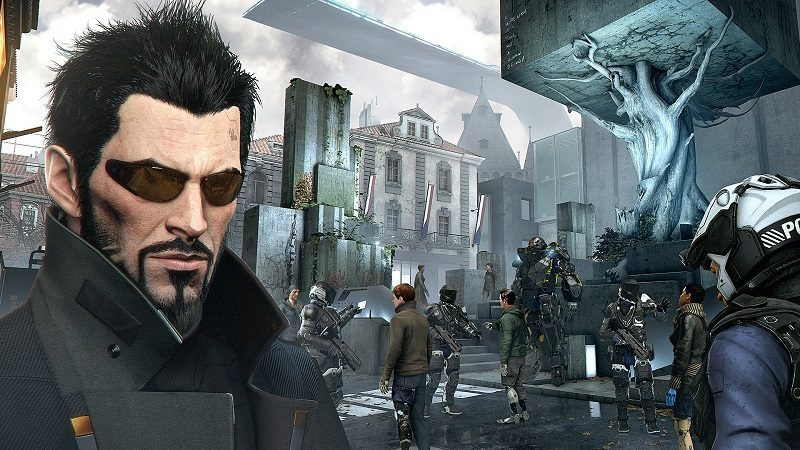 Latest Deus Ex: Mankind Divided Patch Takes DX12 Out of Beta