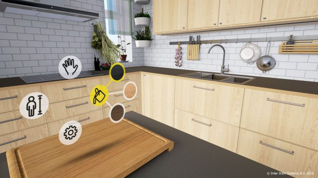 Ikea Now Has a VR Showroom