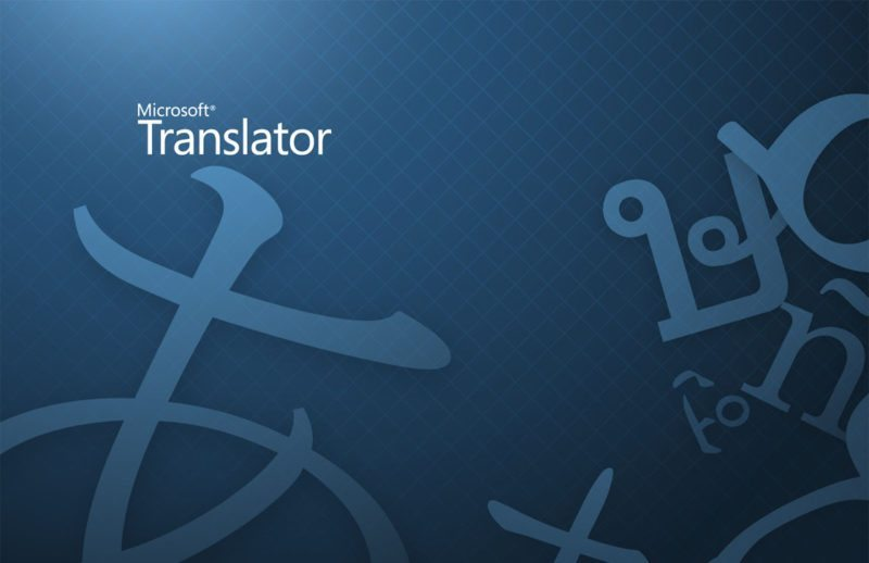 Microsoft Translator Can Now Translate Text From Images
