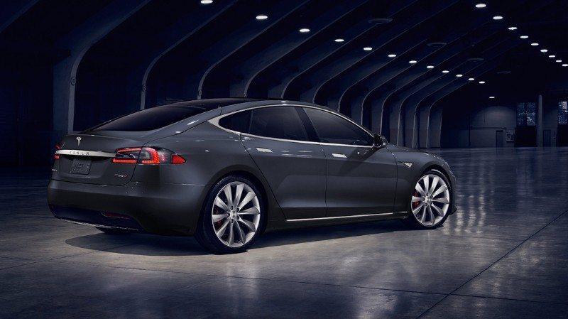 Tesla Model S 2016 2
