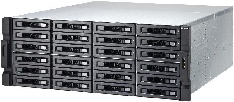 QNAP Launches New Powerful Dual-10Gbps Rack NAS'