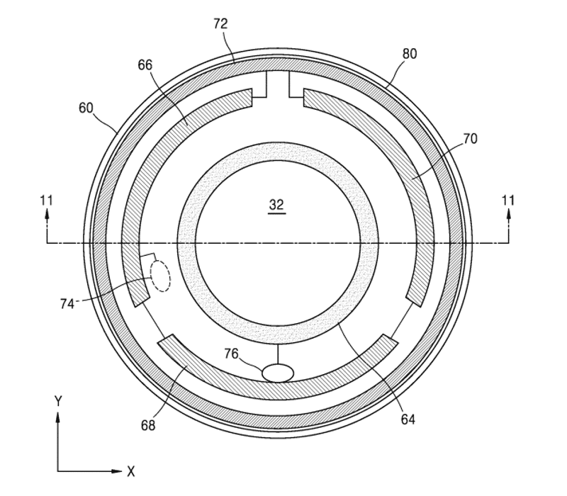 samsung contact lens blueprint