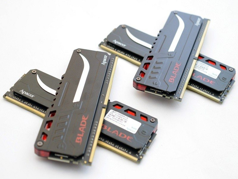 Apacer Blade Fire DDR4 3200MHz 32GB Memory Kit Review