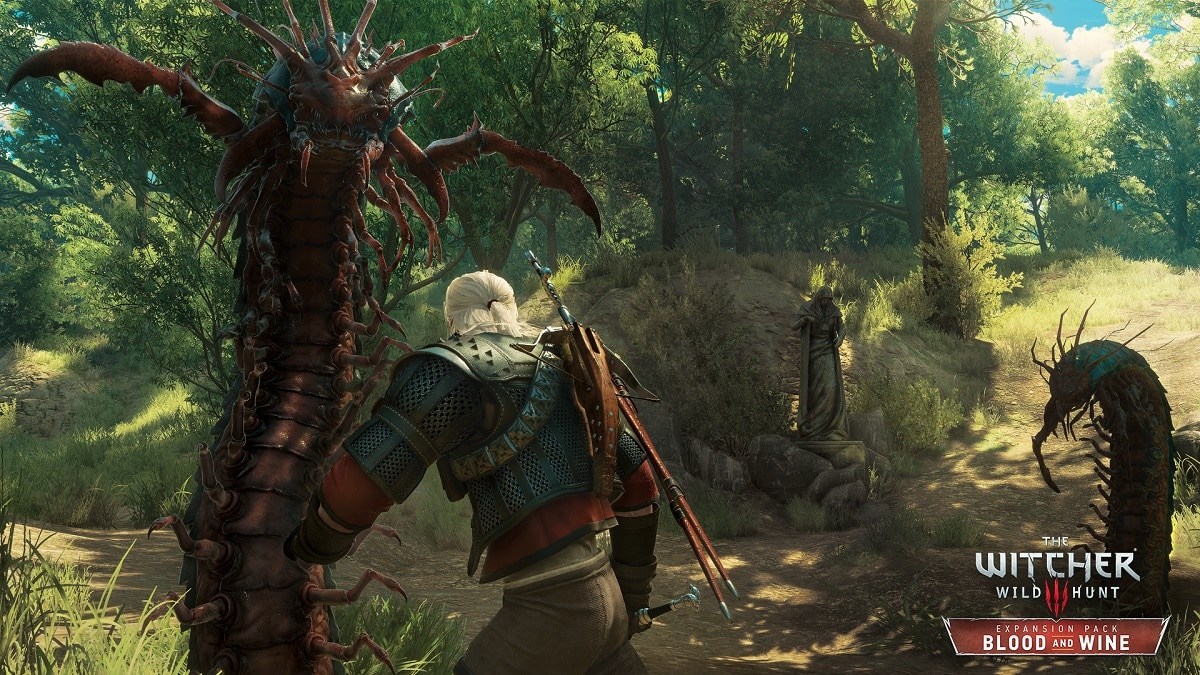 New Witcher 3 Region as Big as Skellige and Has Improved