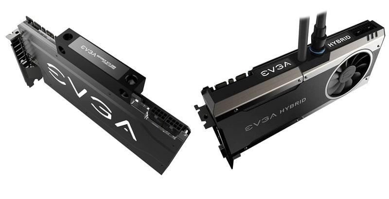 EVGA GTX 1080 Liquid Hydro Copper Hybrid