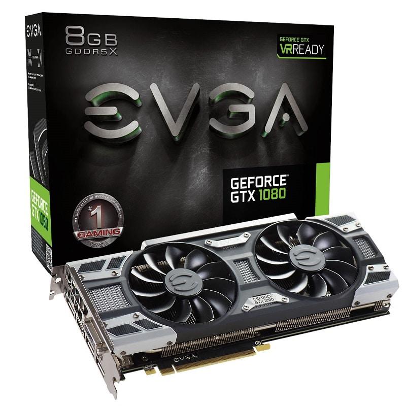 EVGA GeForce GTX 1080 ACX