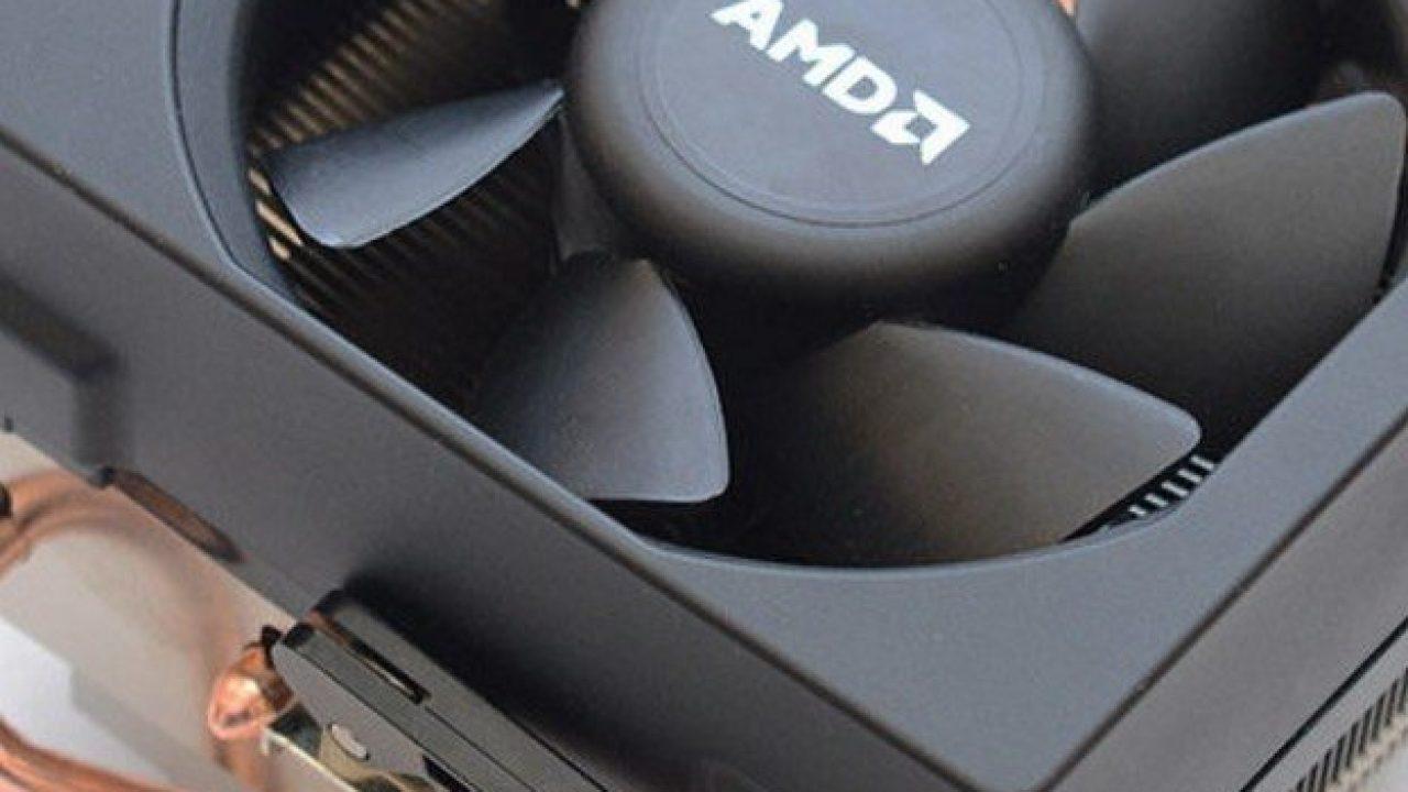 AMD Wraith CPU Cooler (FX-8350) Review | eTeknix