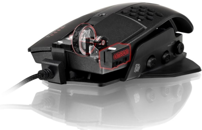 TteSPORTS Level 10 M Advanced Gaming Mouse Review