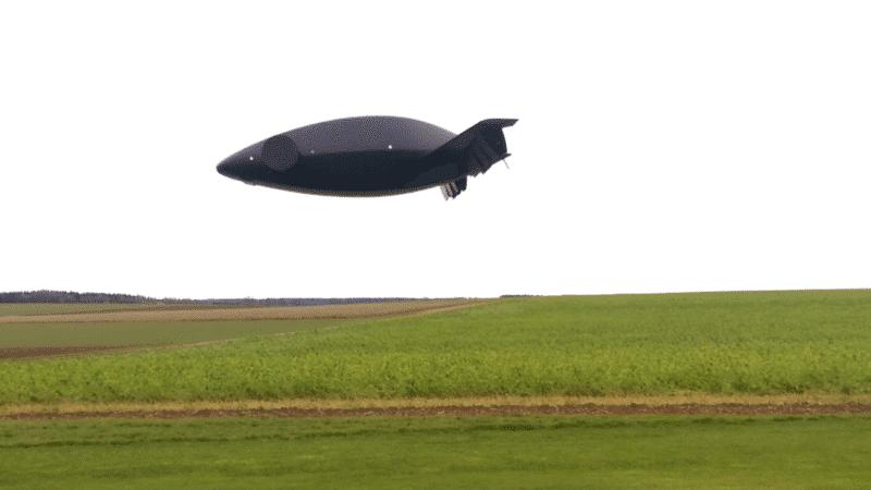 The Lilium prototype takes flight