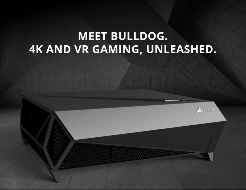 Corsair Launch 4k Gaming Pc For The Living Room Eteknix