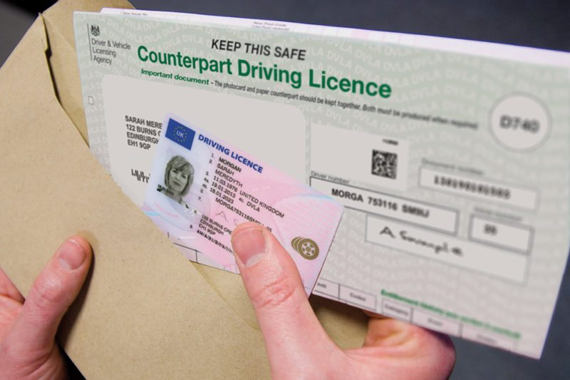 The UK Could Soon Use Their Phones As Driving Licenses