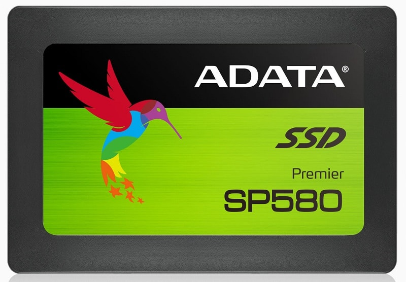 ADATA Goes DRAM-Less With SP580 | eTeknix