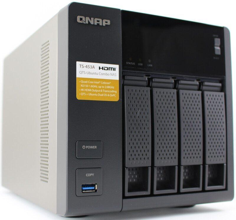 QNAP_TS453A-Photo-front angle 2