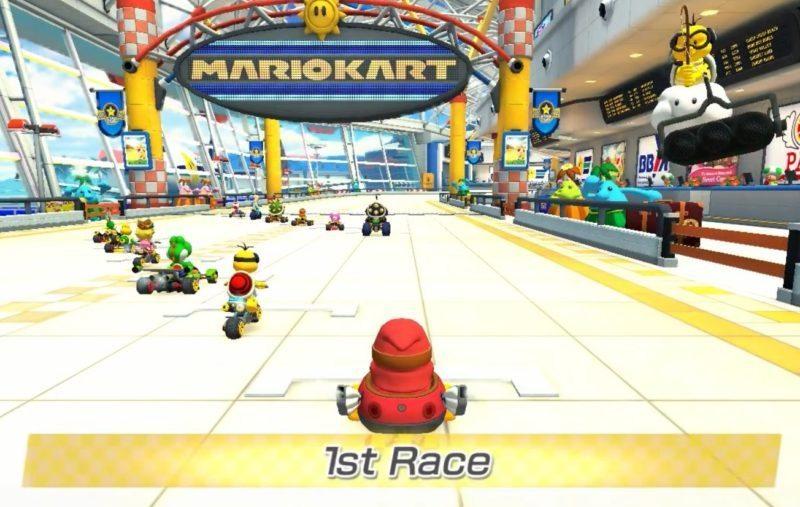 Watch Wii U Emulator CEMU Running Mario Kart 8 | eTeknix