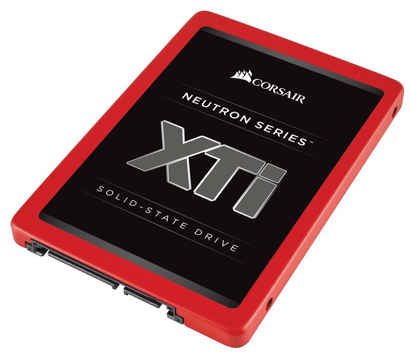 Corsair Reveals Neutron Series XTi SSDs – Storage up to 2TB