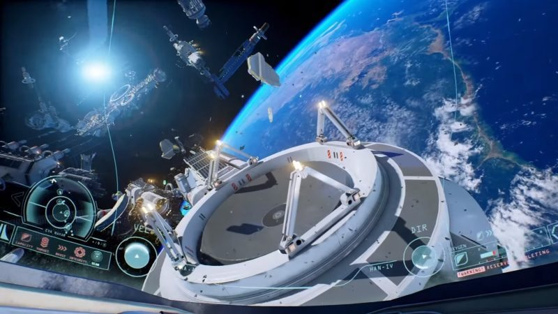 Face the Void of Space as Adr1ft Launches on Vive