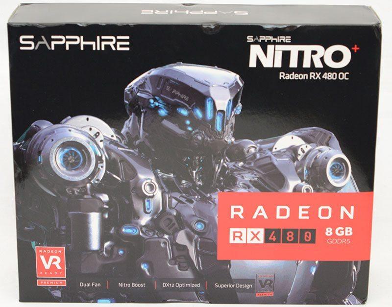 Sapphire Nitro+ RX 480 OC 8GB Graphics Card Review   eTeknix