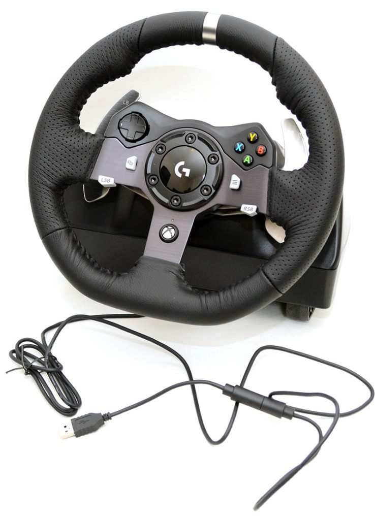 Logitech G920 Xbox One & PC Steering Wheel Review | Page 2 of 3