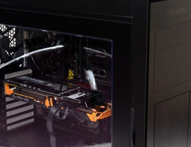 Antec P9 Windowed Mid-Tower Chassis Review