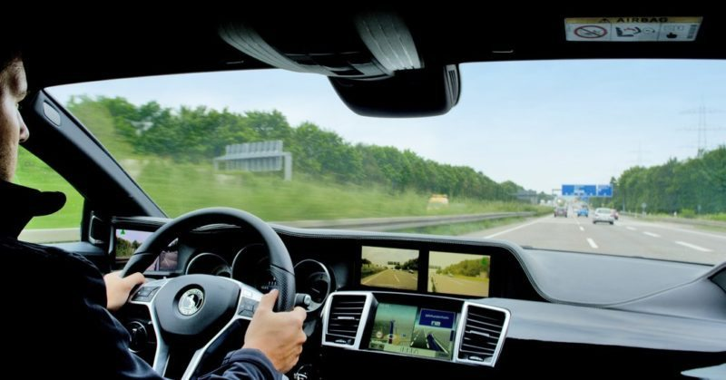Car Mirrors Could Become a Thing of the Past