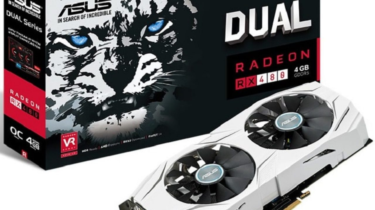 ASUS Releases AMD Radeon RX 480 DUAL | eTeknix
