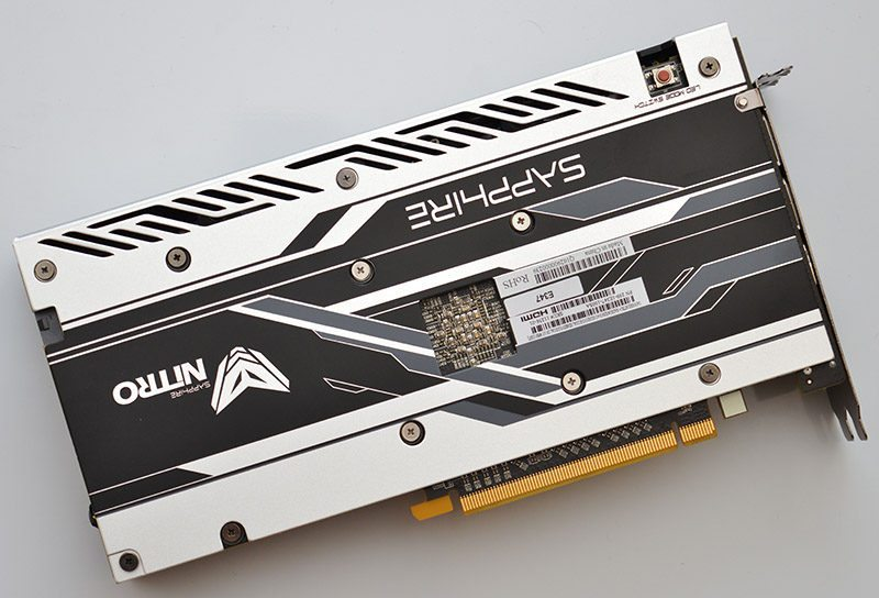 Sapphire Nitro+ RX 470 OC Graphics Card Review   eTeknix