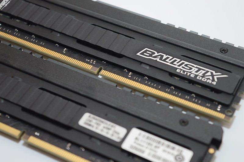 Crucial Ballistix Elite 16GB DDR4 3000MHz Memory Kit Review