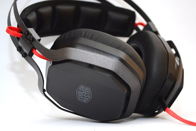 Cooler Master MasterPulse Over Ear With Bass FX Review | eTeknix