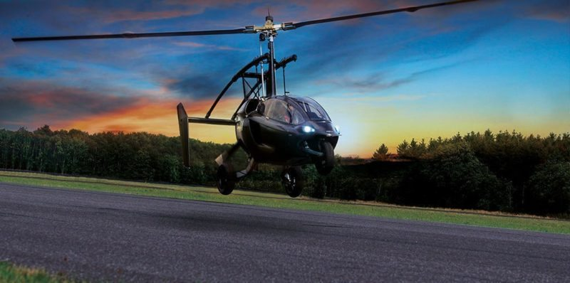 PAL-V May Be Our First Flying Car
