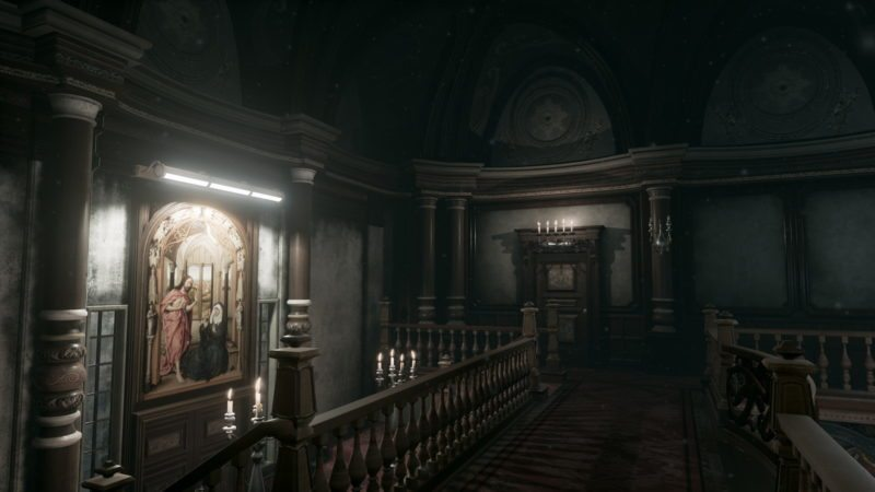 The Resident Evil Mansion Has Been Recreated in Unreal