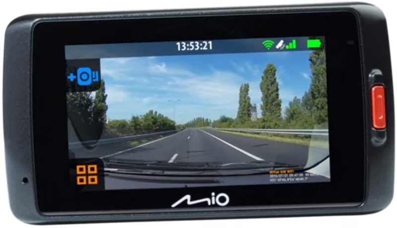 Mio MiVue 658 WiFi Dashcam Review