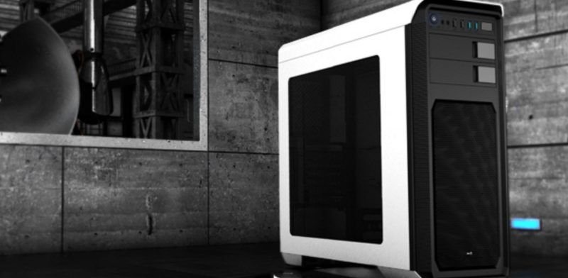 Aerocool Aero-800 Mid-Tower Chassis Review